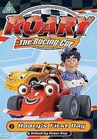 Roary The Carreras Coche - Roarys Primera Día DVD Nuevo DVD (2EDVD0168)
