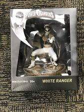 Mighty Morphin Power Rangers White Ranger Statue PCS Collectibles figure