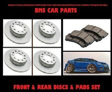 FORD MONDEO MK3 2005-2007 FRONT & REAR BRAKE DISCS AND PADS