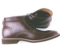 Guess Brown Men's Chukka Leather Boots Size 12 M