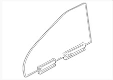 NOS 2004-2006 Pontiac GTO Side Door Window Glass Driver LH GM 92177510 OEM NEW!
