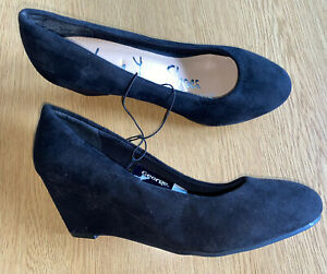 Ladies Size 4 - BNWTS George (Asda) Wedges