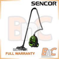 Cylinder Vacuum Cleaner Sencor SVC 510GR 890W Full Warranty Vac Hoover Clean