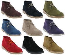 Block Heel Suede Solid Boots for Women