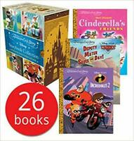 Disney Storybook 26 Books Full Box Set Collection