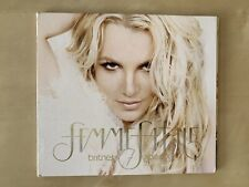 Britney Spears Femme Fatale Limited Deluxe Edition (VERY RARE)