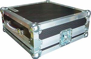Behringer Xenyx X1204USB 1204FX Mixer Swan Flight Case (Hex)