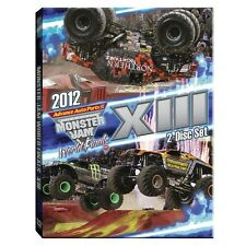 2012 Monster Jam World FInals XIII DVD New Sealed! Free Shipping!
