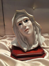 Religious statue Bust of Maria - Catholic Reigious - Made in Portugal