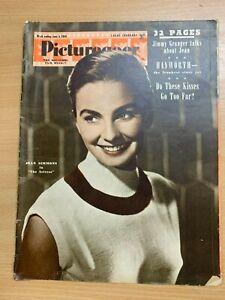5 JUNE 1954 PICTUREGOER VINTAGE MOVIE MAGAZINE LUCILLE BALL / RITA HAYWORTH (P2)