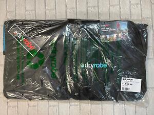 Dryrobe Advance Large Long Sleeve Black Blue RRP £160