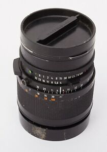 HASSELBLAD 150mm F/4 Carl Zeiss CF Sonnar Lens W/ front and rear caps Portrait