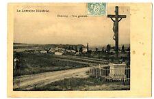 CPA 88 Vosges Domrémy Vue générale
