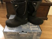 Tundra Boys Snowboots Quebec Size 2 WIDE