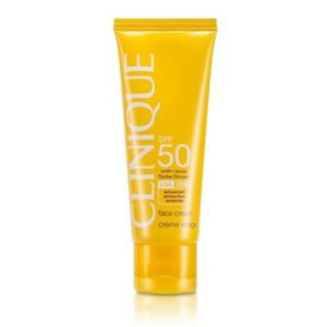 NEW Clinique Sun SPF 50 Face Cream UVA/UVB 50ml Womens Skin Care