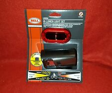 Bell Lumina - Bicycle Hi-Lumen Light Set  Headlight/Tail Light - Model 7070567