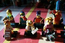 Lego simpson série 1-2
