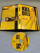 Kill Bill Vol. 1 (Dvd, 2004) Canadian