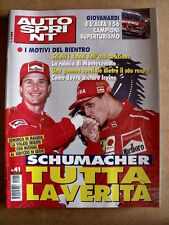 AUTOSPRINT n°41 1999 Giovanardi ALFA 156 Campioni Superturismo - Irvine  [P51]