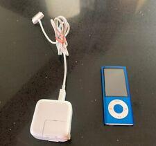 Apple iPod nano 5th Generation Blue (8 Gb)