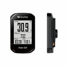 BRYTON Rider 420E ciclocomputer con GPS colore NERO