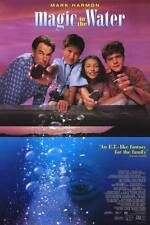 MAGIC IN THE WATER Movie POSTER 11x17 Mark Harmon Joshua Jackson Harley Jane