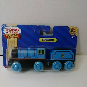 EDWARD Fisher-Price Thomas & Friends Wooden Train Y4071 NEW Sealed pack