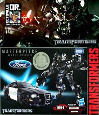 Transformers hasbro takara Movie Masterpiece MPM-05 Barricade Brand New