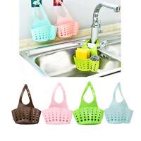 Portable Hanging Drain Bag Basket Bathroom Kitchen Sink Storage Tools Holder HS