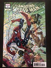 AMAZING SPIDER-MAN #1 1:1000 LARSEN VARIANT MARVEL COMICS NM-