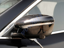 For Nissan X-Trail Rogue 14-19 Jasper Black Left Folded Turn Camera Power Mirror