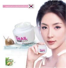 SNAIL WHITE Beauty WHITENING Anti-Aging Wrinkle Repair Facial Cream Free TrackSN