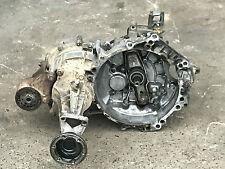 Getriebe Schaltgetriebe 5-Gang VW T4 2.4D Diesel  ABB  CRN03034
