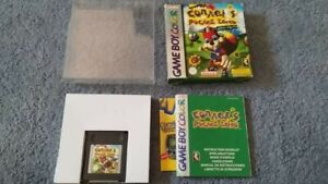 RARE Conker pocket tale game boy color version EUR COMPLET