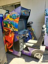 * Crusin Exotica Sit Down Driving Video Arcade Game *