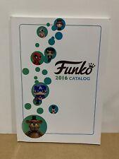 2016 Funko Pop New York Toy Fair Product Catalog