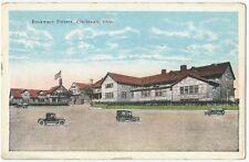 1920s Rookwood Pottery Postcard - Cincinnati Ohio Art Pottery