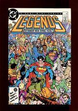 LEGENDS 2(9.4)(NM)JOHN BYRNE-BATMAN-SUPERMAN-GUY GARDNER-DC(b029)