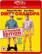 Dirty Grandpa: Extended Edition - Longer and Dirtier (with UltraViolet Copy) [