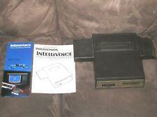 Working Intellivoice Voice Module + Catalog for Mattel Intellivision