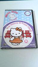 """DVD """"HELLO KITTY LAS AVENTURAS DEL PRINCIPE COBARDE"""" PRECINTADO"""
