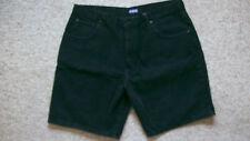 Mens Honors Black Demin Shorts size 42