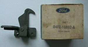 NOS 1974-78 Ford Pinto Hood Auxiliary Catch Hook D4FZ-16892-A