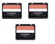 3 x COVERGIRL CHEEKERS BLUSH - 170 GOLDEN PINK - LOT OF 3 (3-PACK) FREE SHIPPING