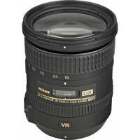 Nikon AF-S DX NIKKOR 18-200mm f/3.5-5.6G ED VR II Lens - White Box