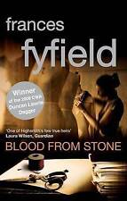 Blood From Stone,Fyfield, Frances,New Book mon0000092136