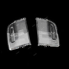 Pair Interior Roof Map Light Lens Right + Left For TSX Accord Civic Crosstour