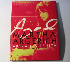 Pictorial MARTHA ARGERICH Photo-Book SEIJI OZAWA Out Print/New Mint Rare Photos!