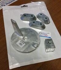 KIT ANODI YAMAHA 40/60 4 TEMPI ZINCO FUORIBORDO FOUR STROKE anodes zinc outboard