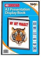 High Quality Presentation Display Book Folder  A2,A3,A4,A5
